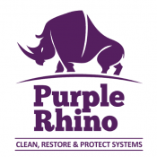 Purple Rhino cleaning services company