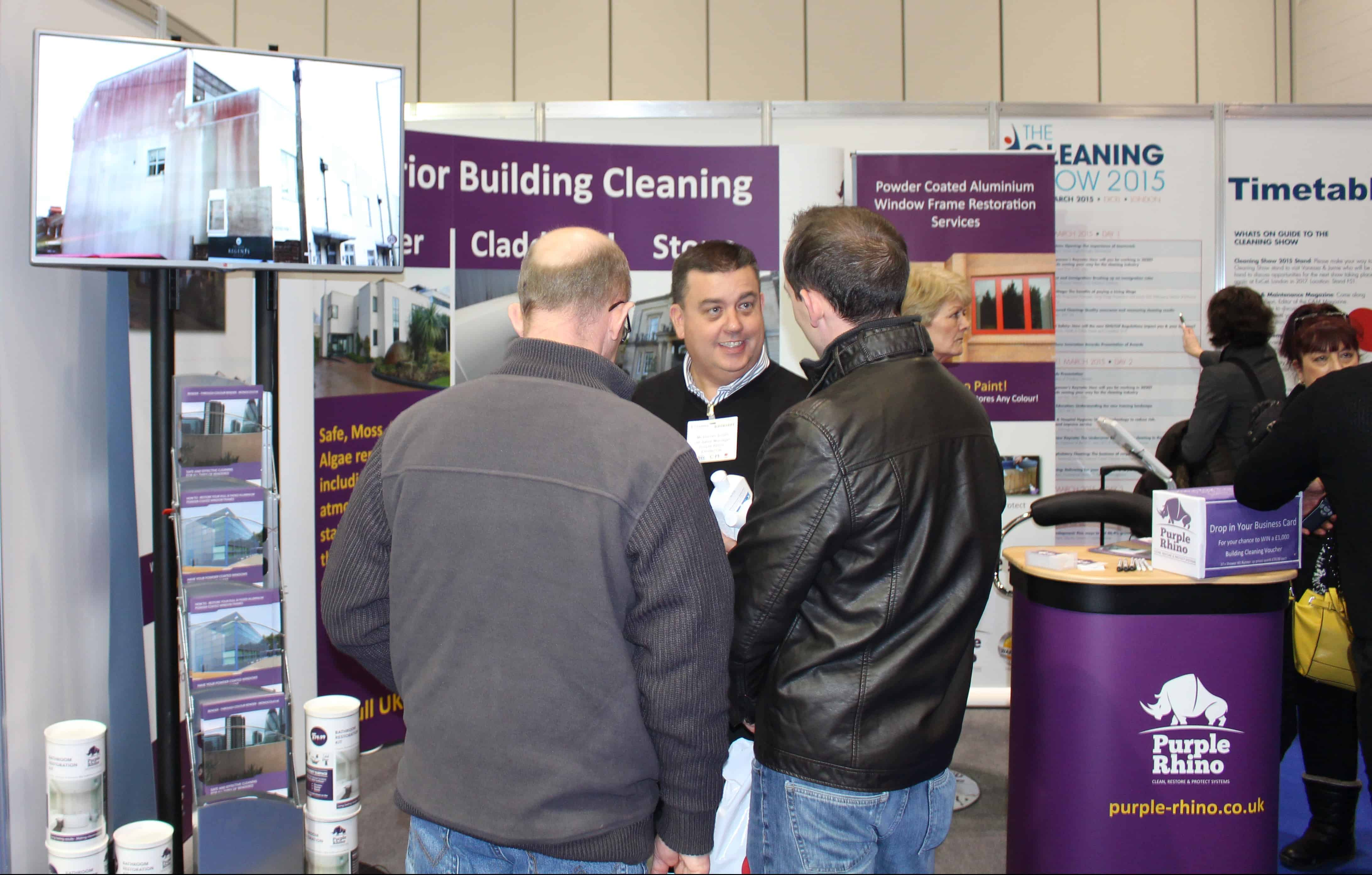 The Cleaning Show, London