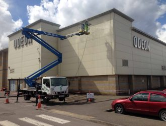 Commercial Pressure Washing Services UK Coverage
