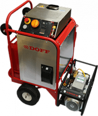 Doff Steam Cleaning machine