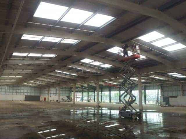 Commercial Pressure Washing Services Purple Rhino