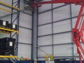 Industrial Warehouse Cleaning – Dartford