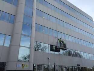 cladding cleaning crawley