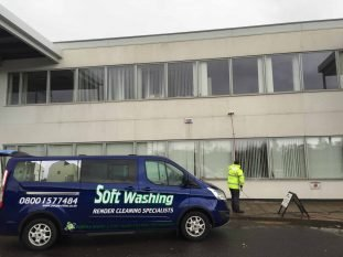 Render Cleaning Service Soft Washing Ashford Kent