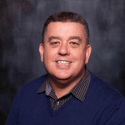 Darran Smith, managing Director