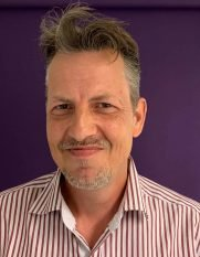 Chris Southworth, Territory Manager