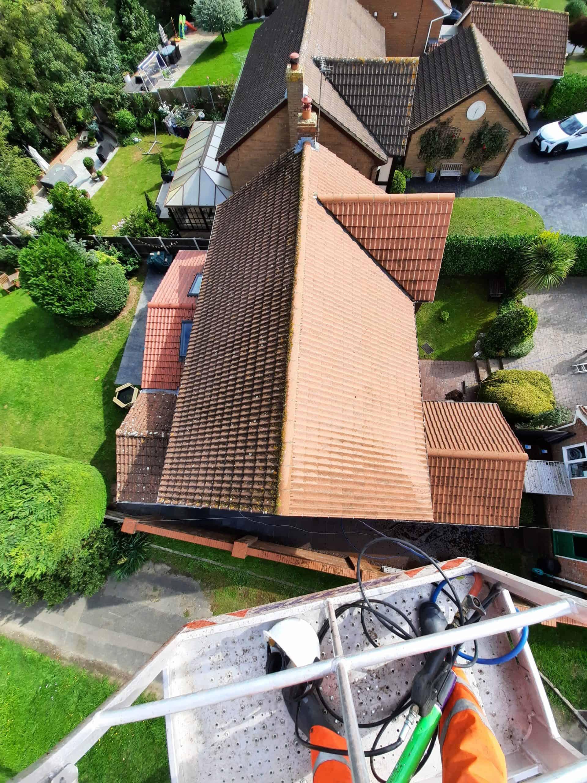 Clean Healthy Looking Roof