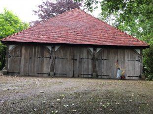 Moss Free Garage Roof