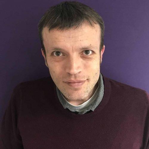 Chris Caryer, Marketing Manager