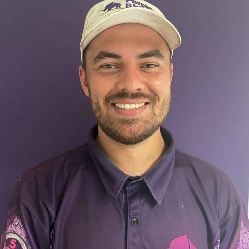 Ryan James, Technician